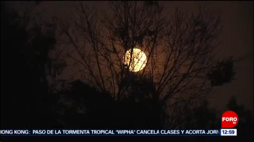 Súper Luna negra se registra este 31 de julio en Norteamérica