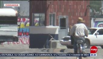 FOTO: Termómetro rebasa los 40 grados en Chihuahua, 20 Julio 2019