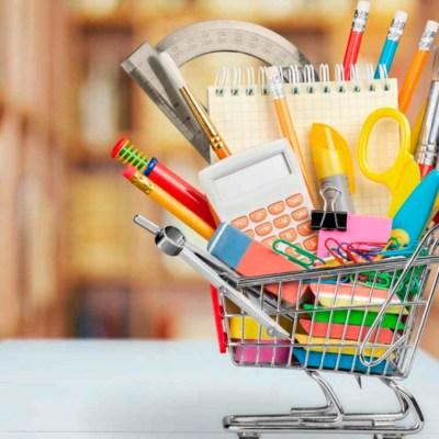 Estos tips te ayudarán a ahorrar en la compra de útiles escolares