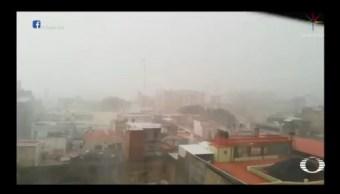 Foto: Tormenta Granizo Nuevamente Guadalajara Hoy 8 Julio 2019