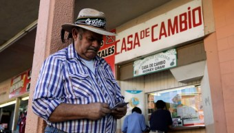 Foto: Trabajador mexicano en Calexico, California, 3 de noviembre de 2009, Estados Unidos