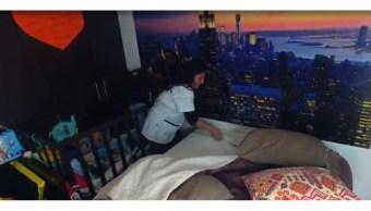 FOTO Es oficial, trabajadoras del hogar deben tener contrato; expiden decreto (Noticieros Televisa)
