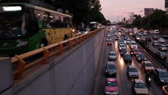 Tránsito en la Ciudad de México