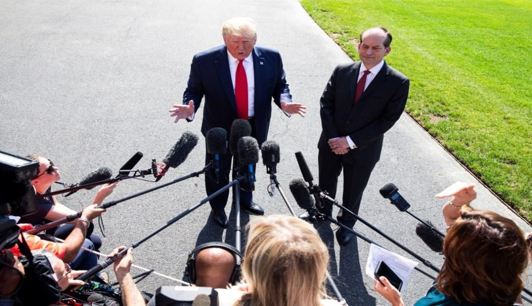 Foto Trump confirma que redadas empezarán el domingo 12 julio 2019