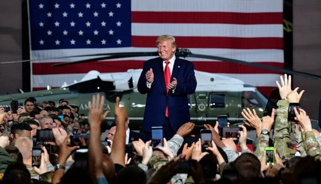 Imagen: Las críticas por la celebración de Trump van en aumento, 3 de julio de 2019 (Getty Images, archivo)