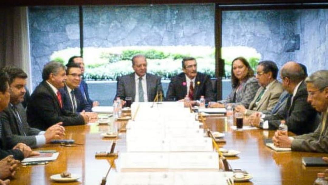 FOTO UAT creará Centro de Investigación en Energía, en colaboración con el Instituto Mexicano del Petróleo (Universidad Autónoma de Tamaulipas)