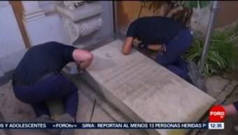 Vaticano abre dos tumbas en busca de Emanuela Orlandi, estaban vacías