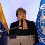Bachelet presenta informe sobre Venezuela ante Consejo de Derechos Humanos