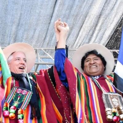Bolivia acusa a EU de tratar de influir en elecciones de octubre