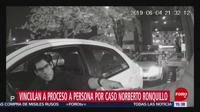 Vinculan a proceso a implicado en homicidio de Norberto Ronquillo