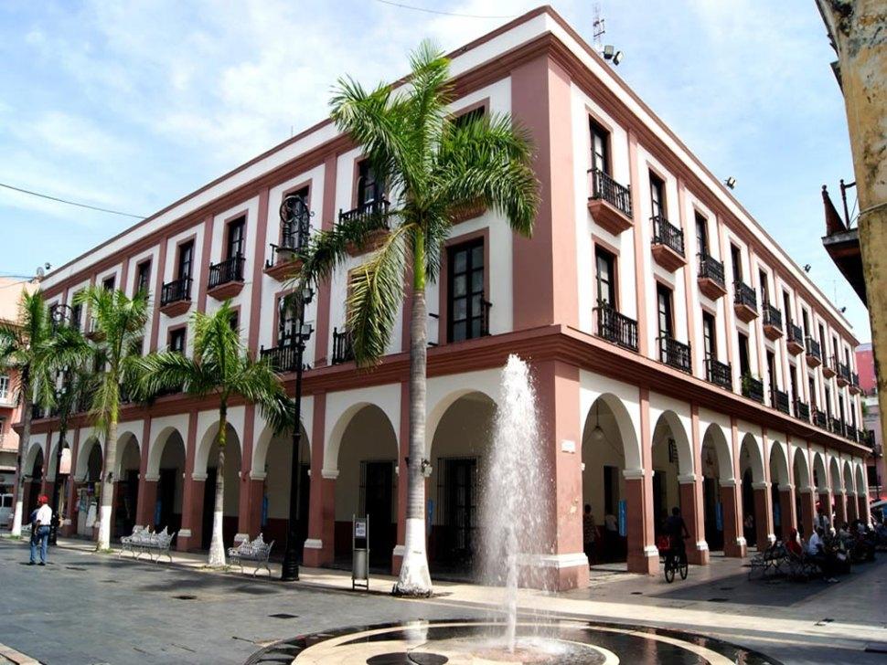 Foto: Edificio Trigueros. Agosto 2019