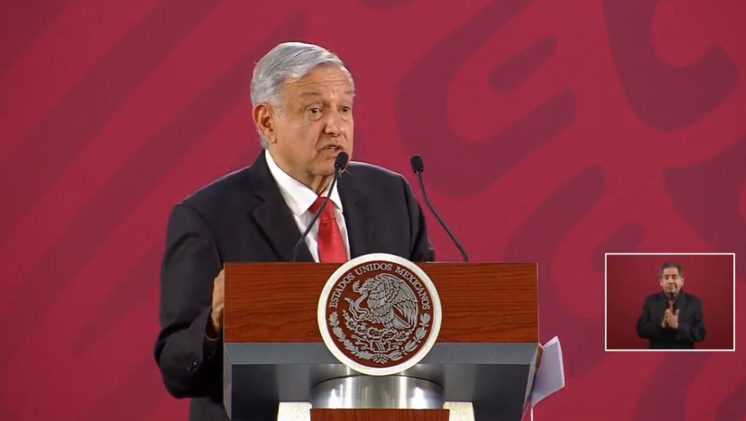 Foto: López Obrador, 15 de agosto de 2019, Ciudad de México