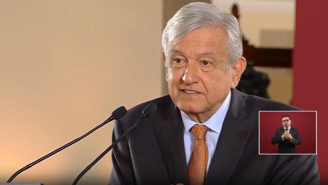 Foto: Andrés Manuel López Obrador, 30 de agosto de 2019, Ciudad de México