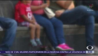 4.5 millones de niñas y mujeres sufren violencia sexual en México