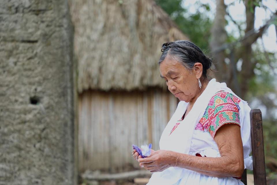Foto: Mujer veracruzana. Agosto 2019