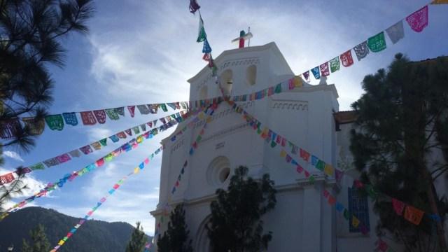 Foto: Fue remodelado en el siglo XIX al estilo neoclásico, 1 de agosto de 2019 (Juan Álvarez)