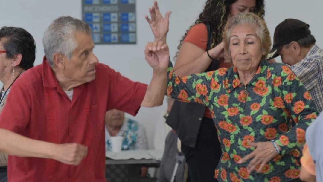 Foto: Adultos mayores, 23 de agosto de 2019, México
