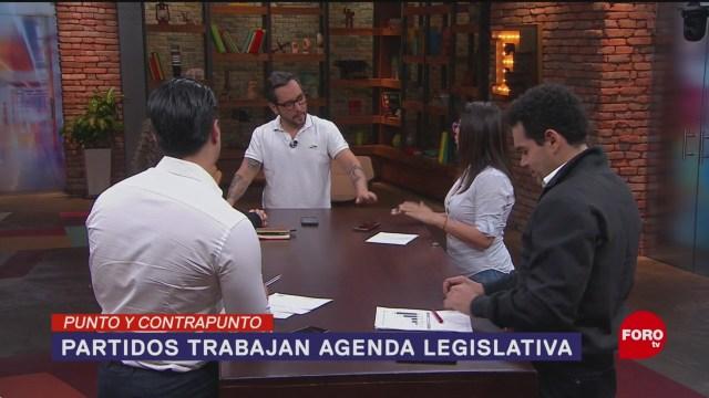 Foto: Agenda Nuevo Periodo Ordinario Sesiones 30 Agosto 2019