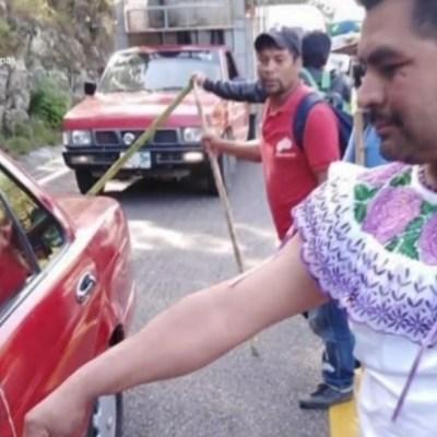 Mujeres tzotziles reprueban uso de traje típico en burla a alcalde