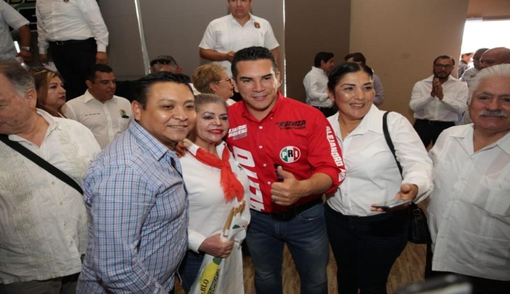 Foto Alejandro Moreno gana elección interna para dirigir el PRI 14 agosto 2019
