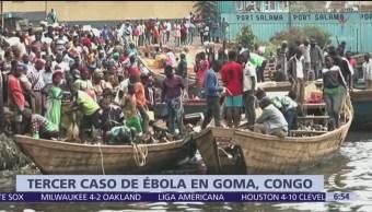 Alerta en Congo por ébola
