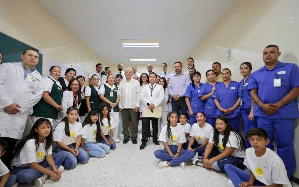 Foto: AMLO tuvo actividades este domingo en Zacatecas, el 11 de agosto de 2019 (Gobierno de México)