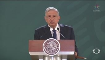 Foto: Amlo Lamenta Hechos Michoacán No Cambiará Estrategia 9 Agosto 2019