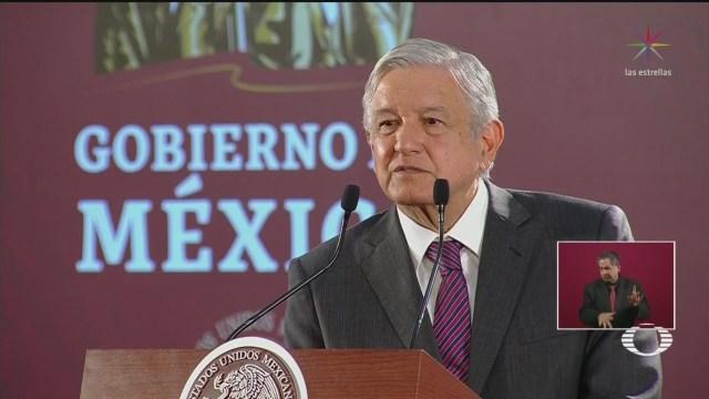 Foto: Amlo México Será Firme Estados Unidos 6 Agosto 2019