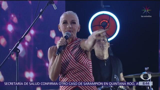 Ana Torroja presenta su sencillo 'Ya fue'