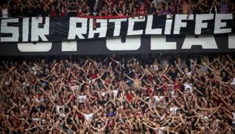 Foto El público coreó esporádicamente un insulto homofóbico para referirse a la Liga Francesa de Fútbol, 28 de agosto de 2019 (AP)