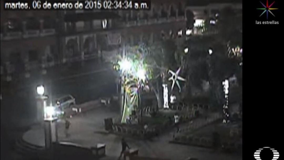 Video: así se vivió el enfrentamiento de 2015 en Apatzingán, Michoacán