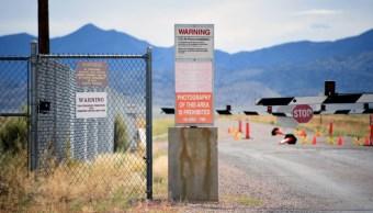Foto:El Área 51 es un destacamento de la Fuerza Aérea de EU en el Nevada, 1 agosto 2019