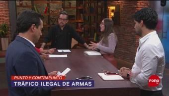 Foto: Armas Ilegales Estados Unidos Controlar Entrada México 15 Agosto 2019
