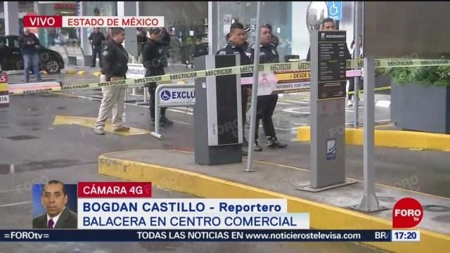 Foto: Asesinan Policía Plaza Espacio Interlomas Huixquiluan 22 Agosto 2019