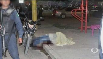 Foto: Asesinan Personas Guanajuato Violencia 12 Agosto 2019
