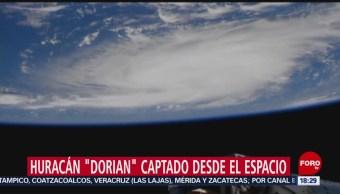 FOTO: Así Se Ve Huracán Donrian Desde Espacio