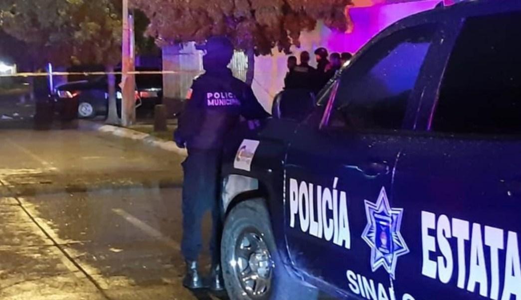 Foto: Atacan a policías en Culiacán, 1 de agosto de 2019, Sinaloa