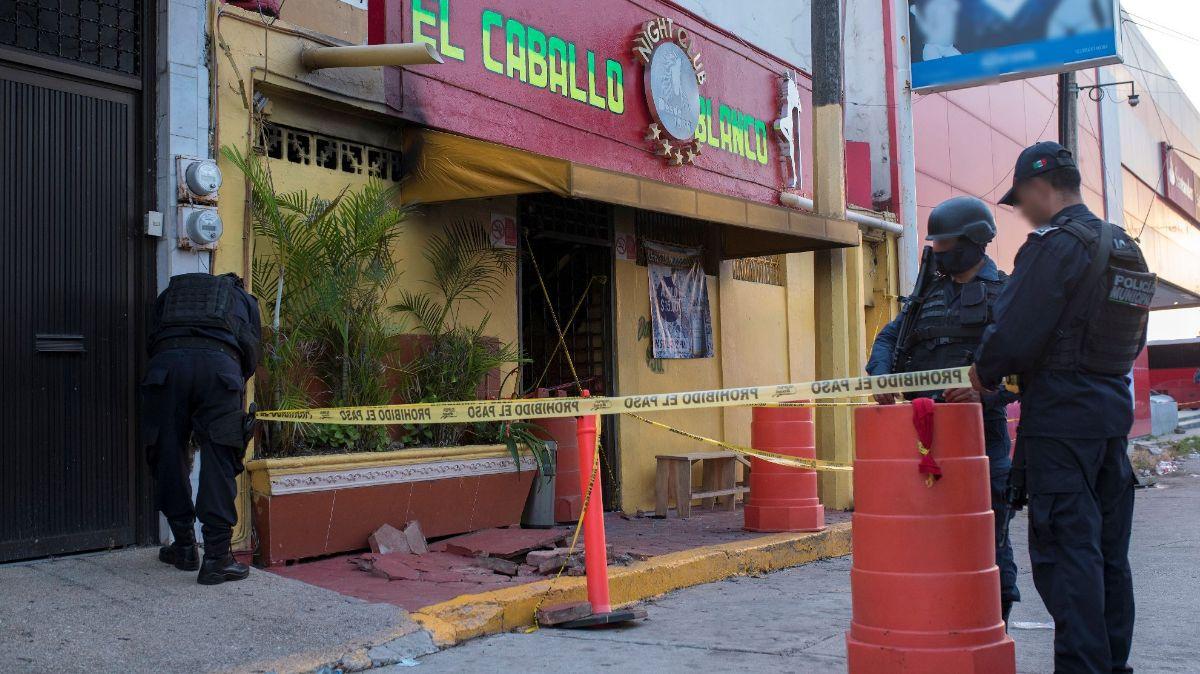 Foto Coatzacoalcos Ataque 28 Agosto 2019