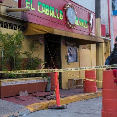 Jorge Winckler: Gobernador de Veracruz no está informado sobre ataque a bar en Coatzacoalcos
