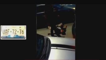 Foto: Un automovilista resulta gravemente herido tras ser golpeado y atropellado, 18 agosto 2019