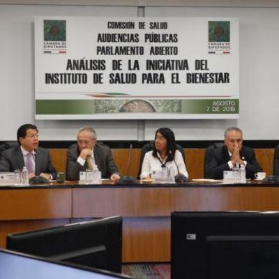Seguro Popular sólo beneficia al capital privado: Jorge Alcocer