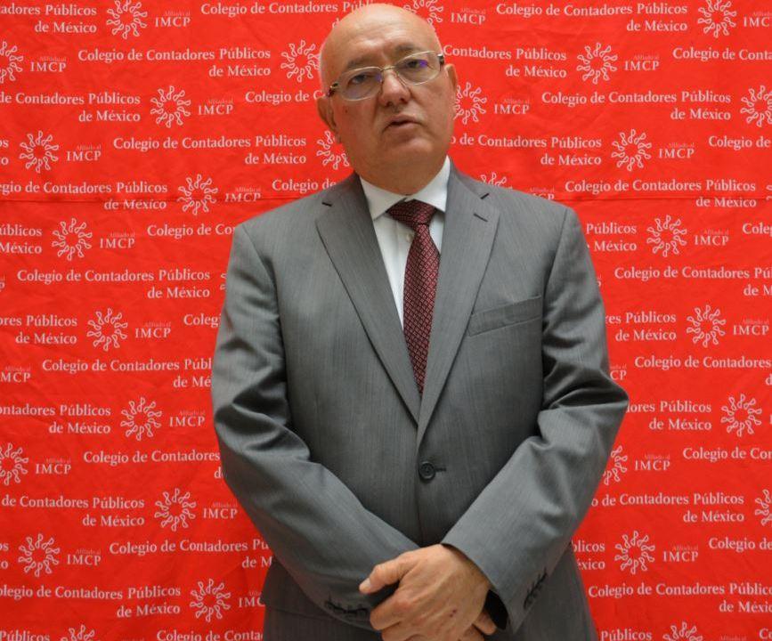 David Rogelio Colmenares, auditor superior de la Federación.