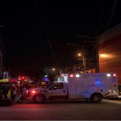Aumenta a 26 el número de muertos por ataque a bar en Coatzacoalcos, Veracruz