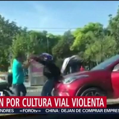 Aumenta la violencia por percances de tránsito en Nuevo León