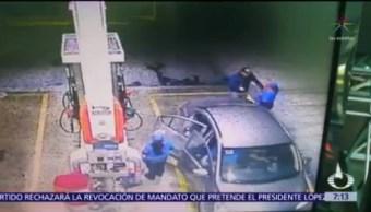 Baja el 'huachicol' en Puebla, pero aumentan asaltos a gasolineras