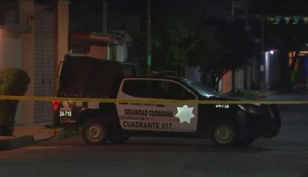 Una balacera en la colonia Jardines de Morelos de Ecatepec deja dos heridos.