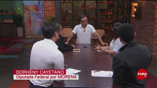 Foto: Balance Fuerzas Congreso Unión 30 Agosto 2019