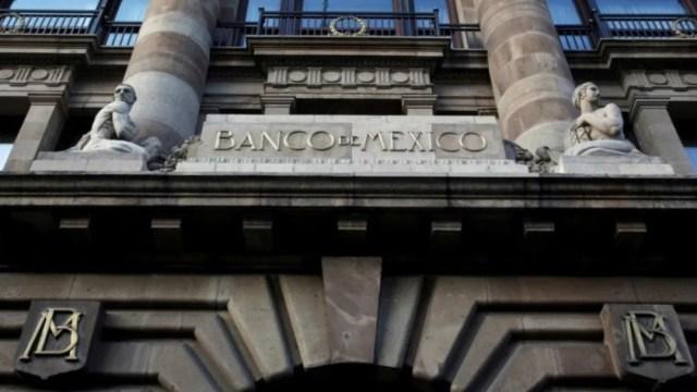 Foto: Fachada de Banco de México