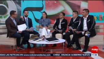 Banda Pequeños Musical presentan nuevo material 'Tenemos historia'