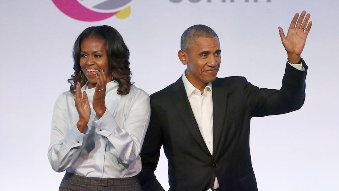 Foto Barack Michelle Obama Divorcian 7 Agosto 2019